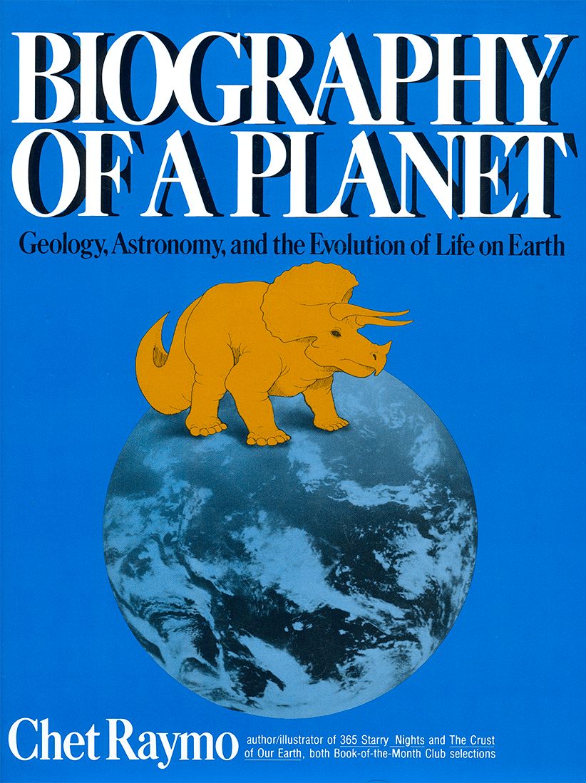 Cover of Biography of a Planet