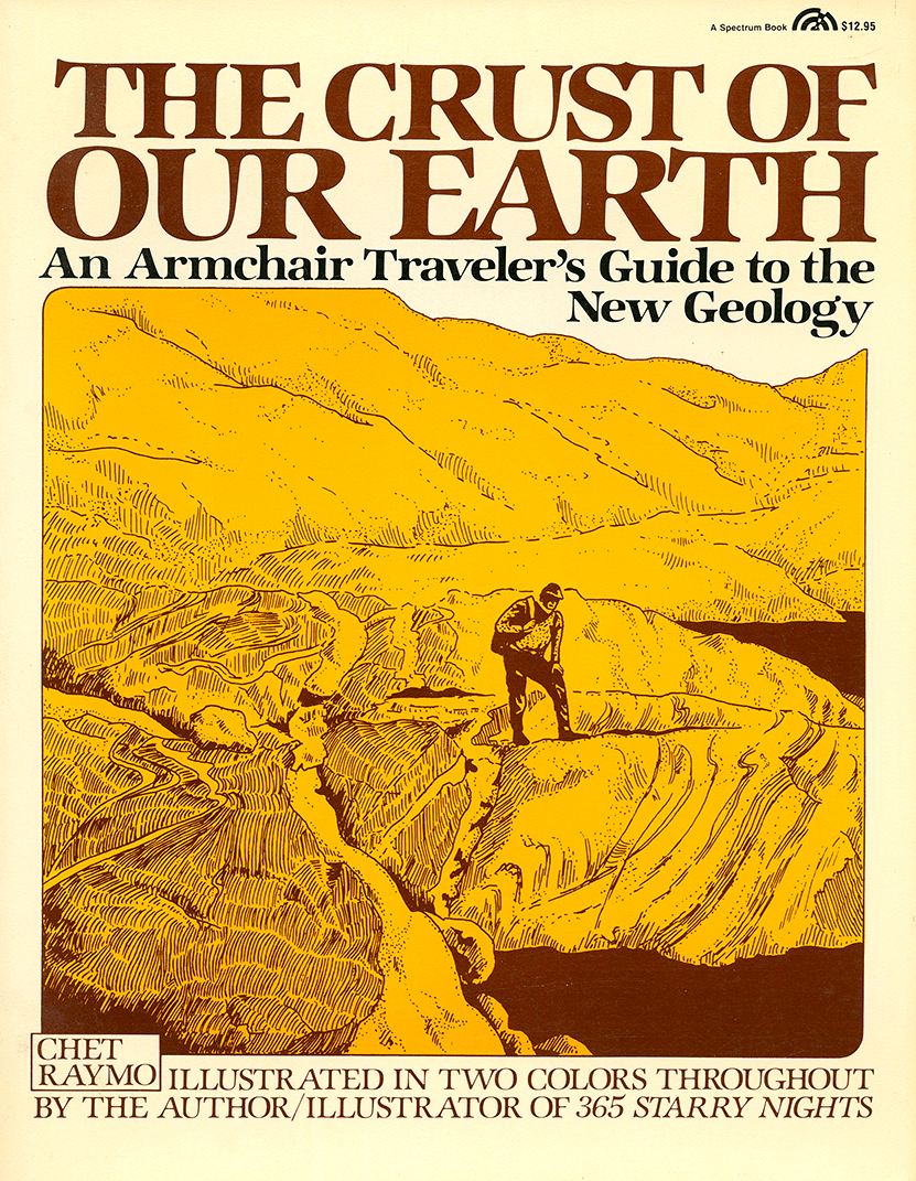 Cover of The Crust of Our Earth